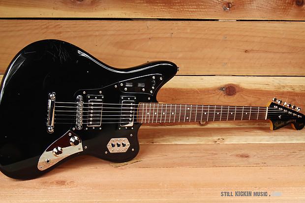fender jaguar special hh mij 2012 killer guitar matched reverb. Black Bedroom Furniture Sets. Home Design Ideas