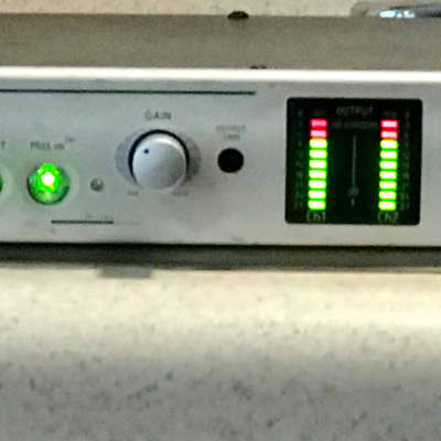 Aphex 230 Master Voice Channel Tube Mic Preamp Excellent | Reverb