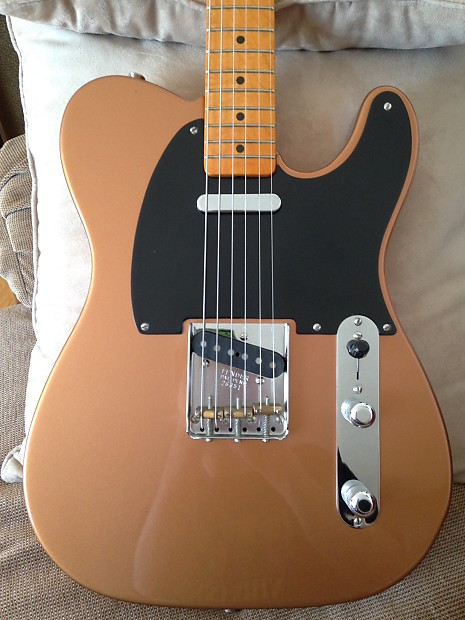 Fender Forums View topic - Serial number on 52 reissue