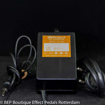 Roland ACI-220 AC Adapter 1994 Japan
