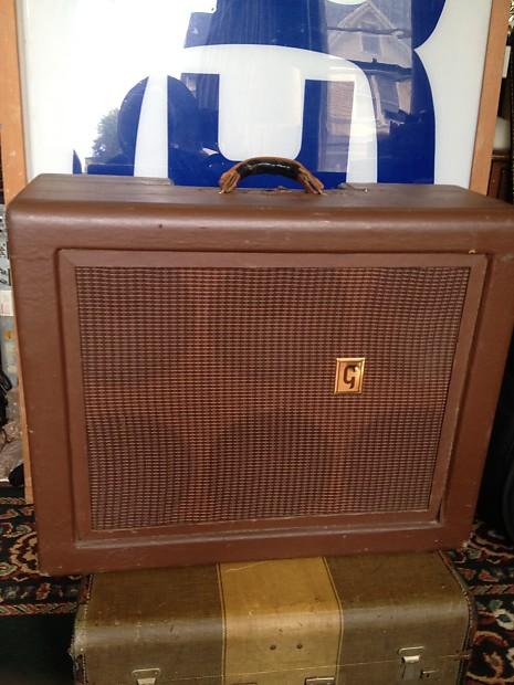 Gibson Ga 90 6x8 Quot 1953 Brown Harp Amp Little Walter Reverb