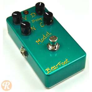 Bearfoot FX Model G Overdrive