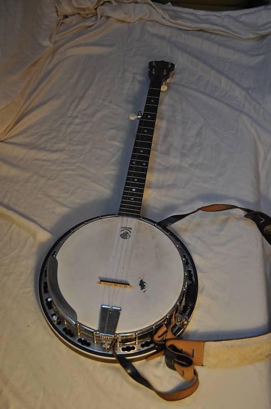 Deering Sierra 5-String Banjo | Jacob's Gear Outlet