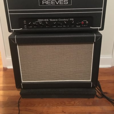 Reeves Space Cowboy PS  2016  Amp Head with Custom Cabinet for sale