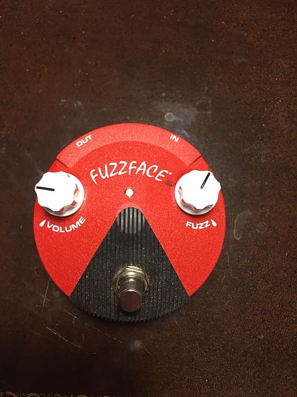dunlop band of gypsys fuzz face mini clint reverb. Black Bedroom Furniture Sets. Home Design Ideas