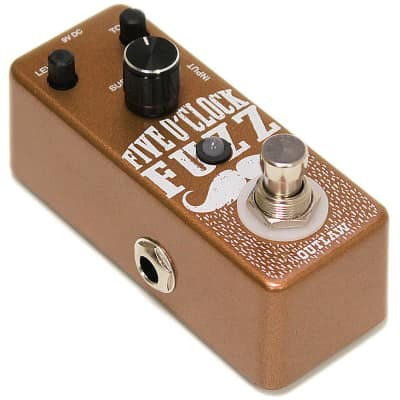 Outlaw Effects Five O'Clock Fuzz 2015