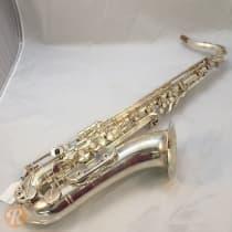 Yamaha YTS-62IIS Tenor Saxophone 2000s Silver image