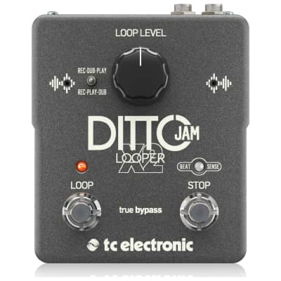 TC Electronics Ditto Jam X2 Looper Effects Pedal image