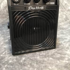 Dean Markley GT-1000 Micro Amplifier Black Battery Powered for sale