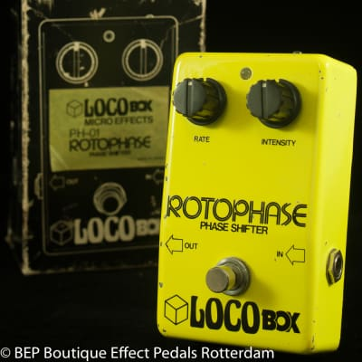 LocoBox Rotophase late 70's made in Japan