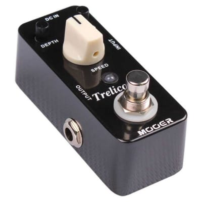 Mooer	 MTR1-U Trelicopter Classic Optical Tremolo Effects Pedal NEW