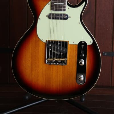 Revelation TTX-DLX Solidbody Electric Guitar Sunburst for sale