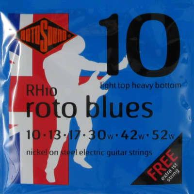 ROTOSOUND ROTO BLUES RH10 - (10-13-17-30-42-52) for sale