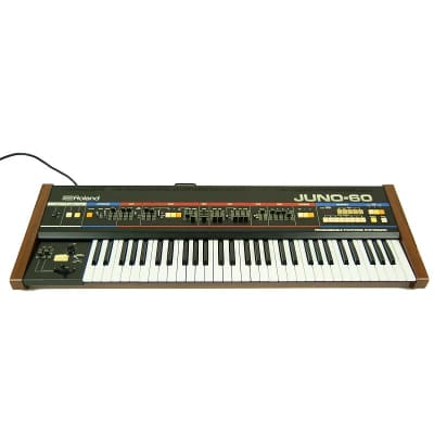 Roland Juno-60 61-Key Polyphonic Synthesizer
