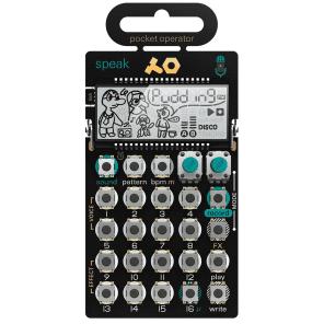 Teenage Engineering PO-35 Pocket Operator Speak Vocal Synth