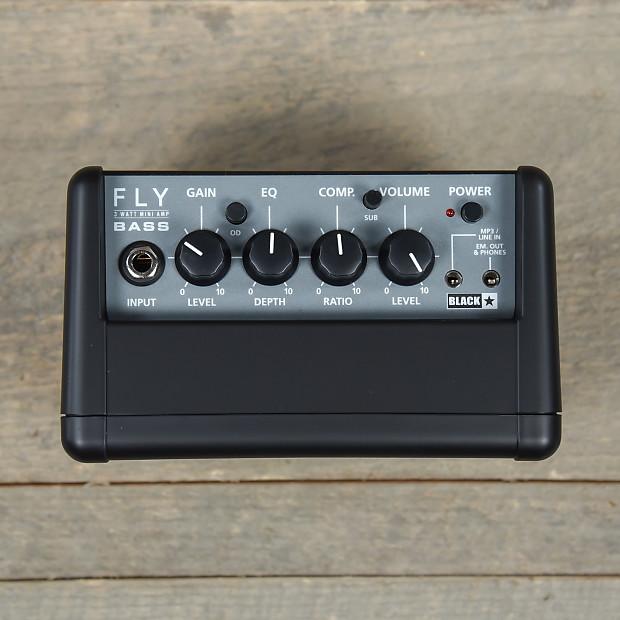 blackstar fly 3 battery powered bass amp mint reverb. Black Bedroom Furniture Sets. Home Design Ideas