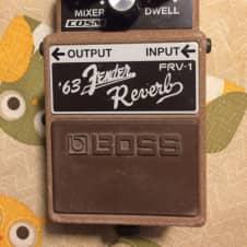 Boss FRV-1 (Fender Reverb)