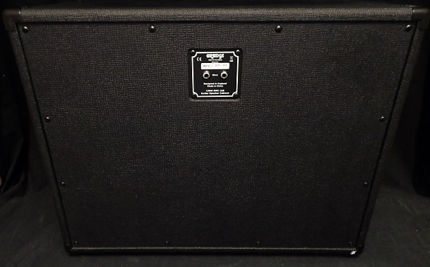 Orange Amplifiers Signature 4 Jim Root Ppc212jr Extension