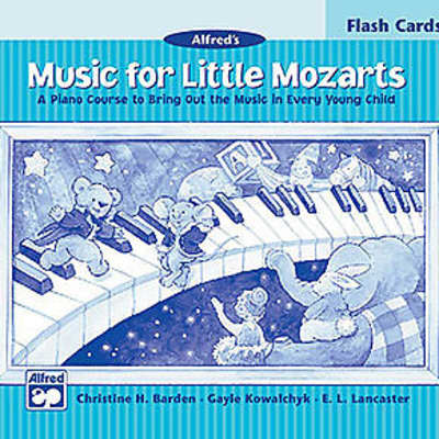 Alfred Music Music for Little Mozarts: Flash Cards for Level 3