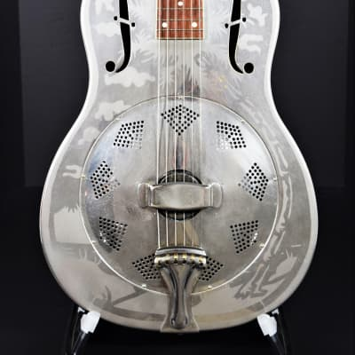 National O Style 12-Fret 1930 Nickel-Plated Brass, 1st Year for sale
