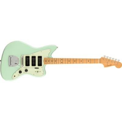 Fender Noventa Jazzmaster - Maple, Surf Green for sale