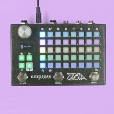 Empress Zoia Multithing Modular Synth Multi-Effects Pedal - IN STOCK