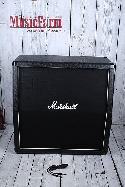 marshall angled electric guitar amplifier speaker cabinet reverb. Black Bedroom Furniture Sets. Home Design Ideas