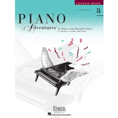 Faber Piano Adventures Level 3A - Lesson Book - 2nd Edition: Piano Adventures