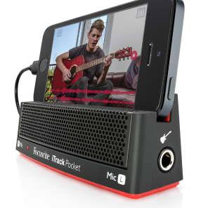 Focusrite iTrack Pocket Mobile iPhone Recording Interface