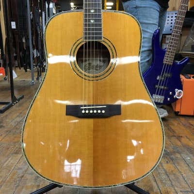 Copley CA-58 Solid-Top Dreadnought Late 2000s for sale