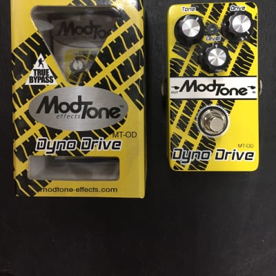 Modtone Dyno Drive Yellow for sale