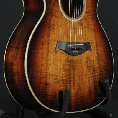 Taylor K24ce - Hawaiian Koa - Shaded Edgeburst