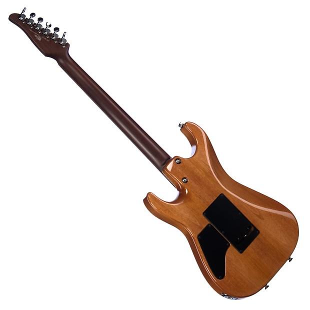 tom anderson guitars drop top black surf quilt over reverb. Black Bedroom Furniture Sets. Home Design Ideas