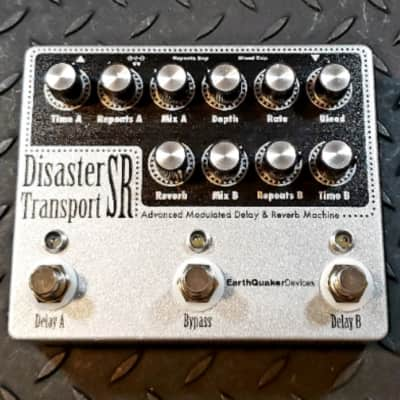 Earthquaker Devices Disaster Transport SR Dual Delay Reverb Machine FREE SHIPPING image