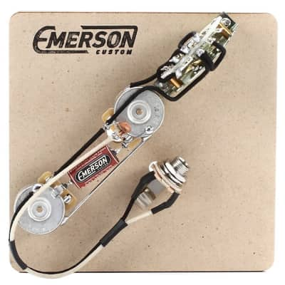 Emerson Custom Nashville Tele 5-Way Prewired Kit image