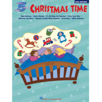 Christmas Time (2nd Edition) - Five-Finger Piano
