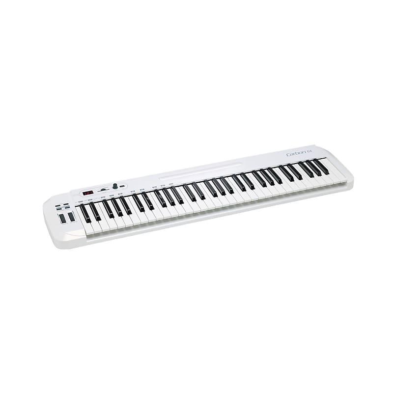 Samson Carbon 61 61-Key USB MIDI Controller Keyboard
