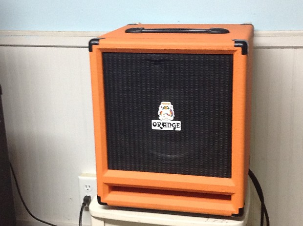 Orange Sp212 Isobaric 2x12 Bass Cabinet Reverb