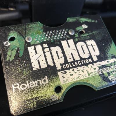 Roland SR-JV80-12 HIP HOP Expansion Board JV-1080 JV-2080 XV-5080 JD-990