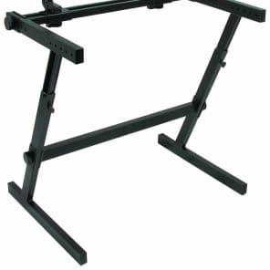 Quik-Lok Z-726 2-Tier Keyboard Stand