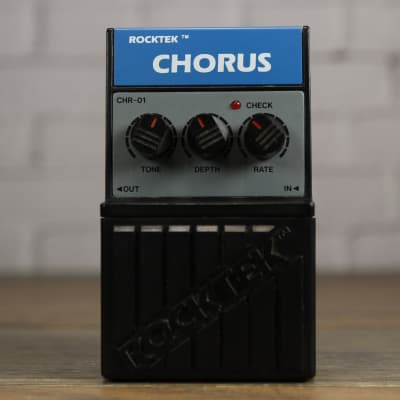 Rocktek CHR-01 Chorus Pedal 1980s #873153 for sale