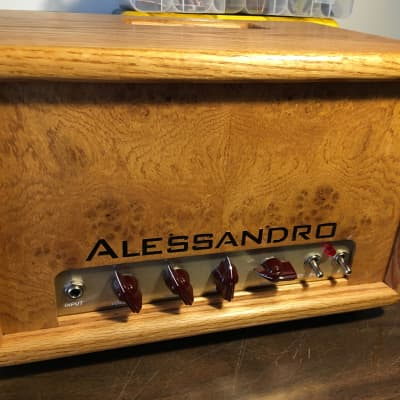 Alessandro  Redbone 2014 Natural for sale