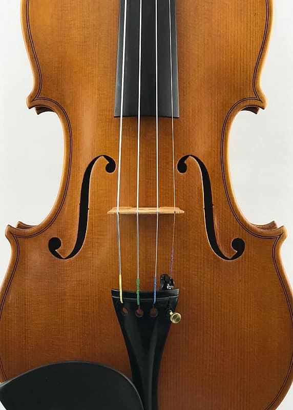 Paul Hermer Violin 1940 with Appraisal of $7500