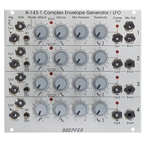 Doepfer A-143-1 Quad Complex Envelope Generator / LFO