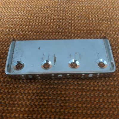 Short Bridge for Fender Telecaster (NOT Branded!)