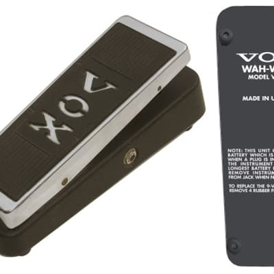 Wah Wah Vox D-V847 made in USA