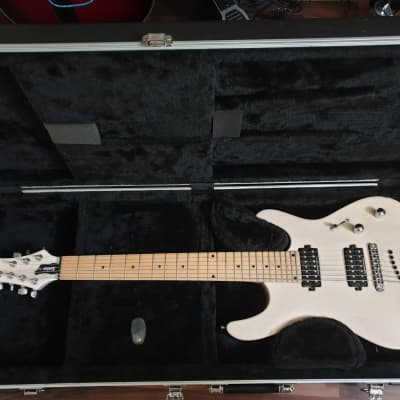 Mayones Setius GTM 7  2013 White for sale
