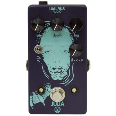 Walrus Audio Julia Chorus/Vibrato *Free Shipping in the USA* for sale