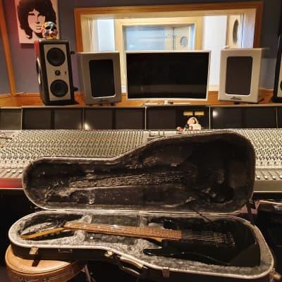 ESP Kirk Hammett Metallica Grassroots Signature Guitar Flame Maple Neck! With Hard Case! LTD 602 KH2 for sale