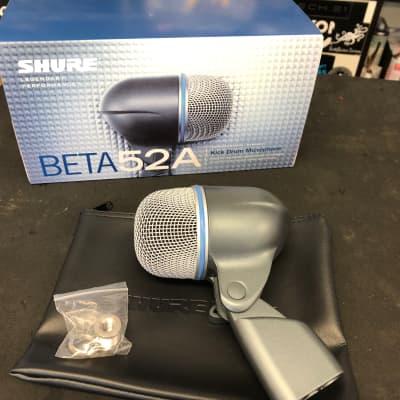 Shure Beta 52A 2015